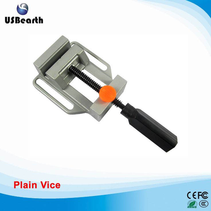 CNC machine tools Bench clamp Jaw mini table vice, plain vice( QGG) for DIY CNC Milling Machine