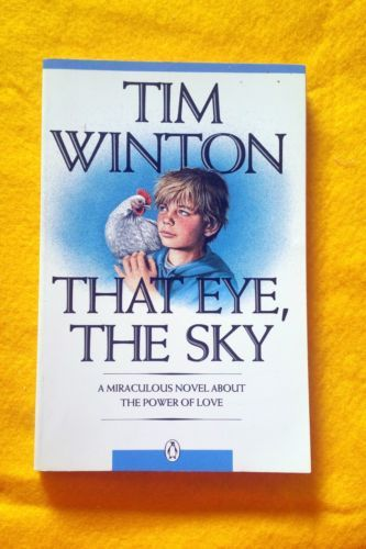 That-Eye-the-Sky-by-Tim-Winton-FREE-AUS-POST-very-good-used-cond-paperback-1986