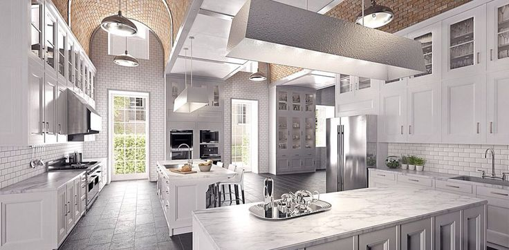 Million dollar kitchens million dollar kitchens for Million dollar home designs