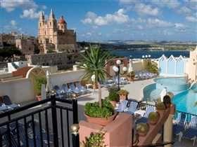 The Pergola Club Hotel & Spa #Malta
