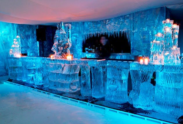 ice bar in you guessed it iceland wonder if they. Black Bedroom Furniture Sets. Home Design Ideas