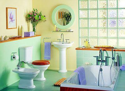 Советы по экологической уборке ванной комнаты