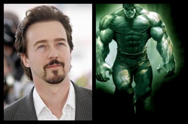 The Incredible Hulk 2: Fan Cast