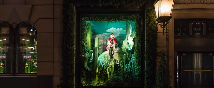 If you have a virtual reality headset like Google Cardboard or Daydream, you can experience the holiday windows in a much different way this year.   http://digitalagencynetwork.com/take-a-tour-on-the-nycs-magical-windows-with-window-wonderland/