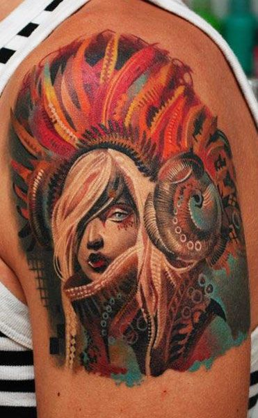 Best 150 intricate tattoos images on pinterest tattoos for Indian ink tattoo