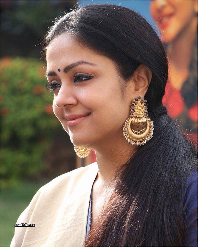 Wooow Cutieee..🍃😊😍😘😘 #Jyothika #kaatrinmozhi @jyothika ...