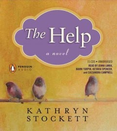 Just finished listening to this and The Help is a GREAT book!