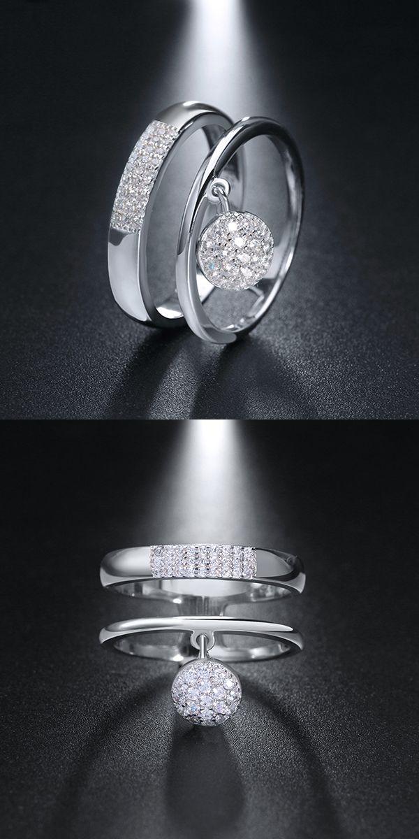 100% Genuine 925 Sterling Silver Ring