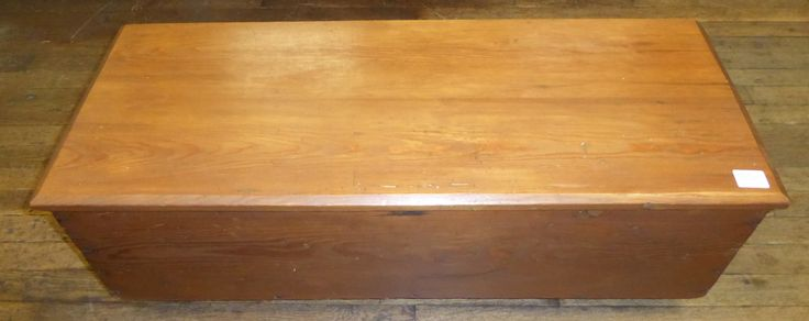 Old Wooden Tool Box on Wheels, From Booth 339, $175.00.