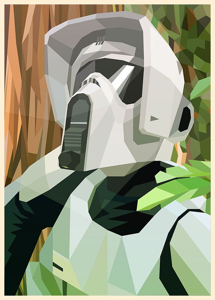 Star Wars - Super Troopers: Scout by Liam Brazier