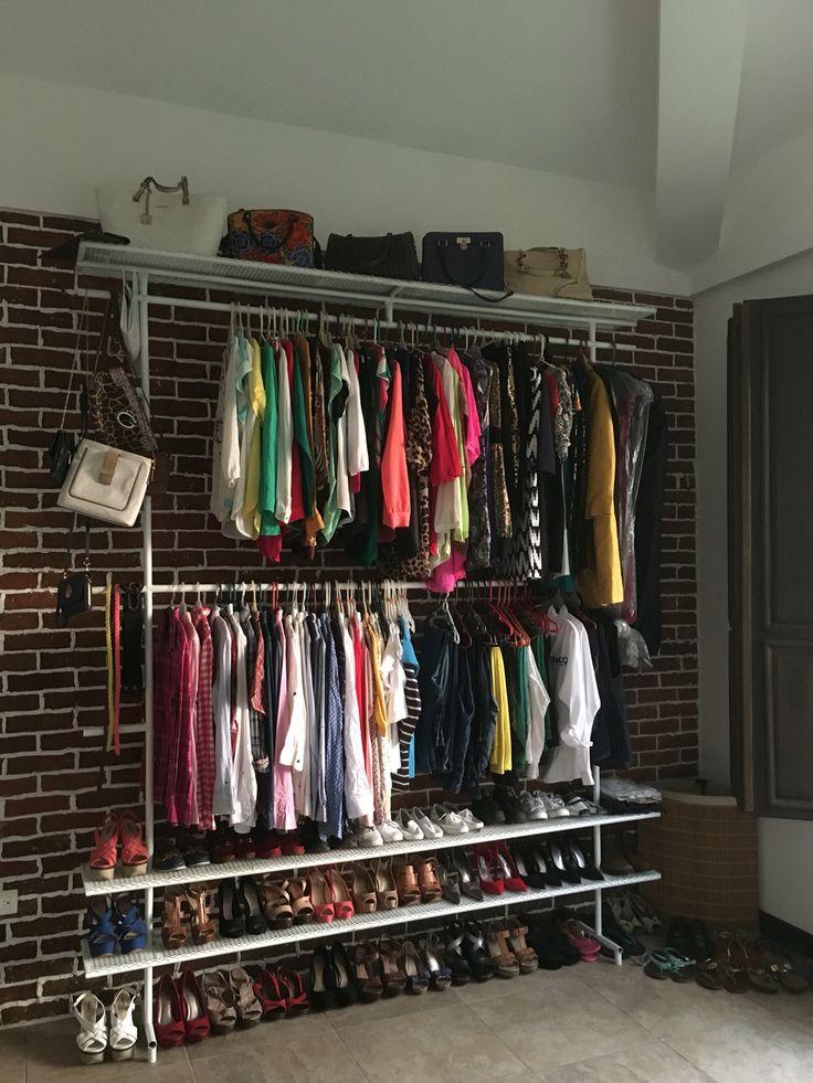 17 mejores ideas sobre closets economicos en pinterest for Closet grandes y baratos