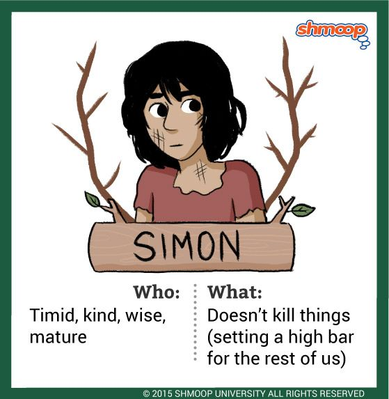 explore the character and symbolic significance of simon essay Simon tribute lord of the flies  character overview  explore wikis rurouni kenshin wiki vikings wiki universal conquest wiki.