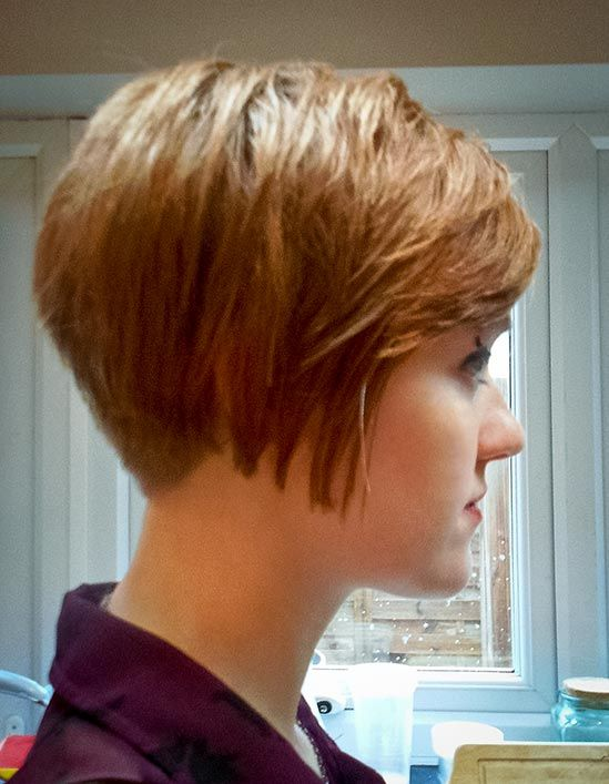 10 best Short Angled Cuts images on Pinterest   Short bobs ...