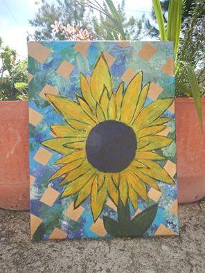 Gosh I love sunflowers!