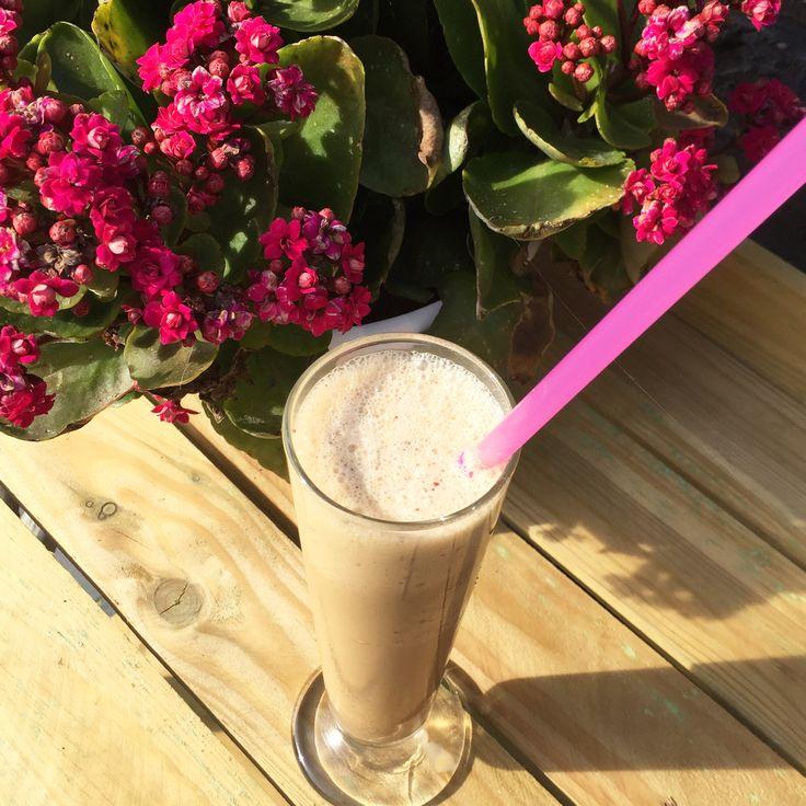 Happy food! Heerlijke zelfgemaakte ijskoffie | Budgi