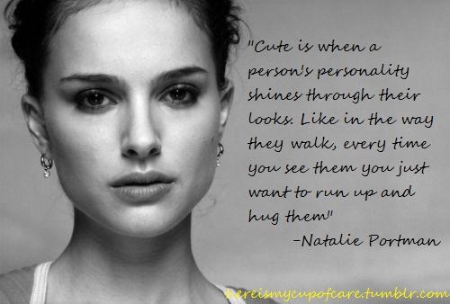 natalie portman quotes - photo #2