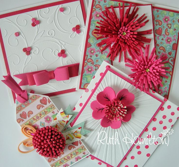 A Passion For Cards: Using Creative Foam in your projects