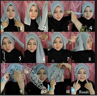 tutorial-hijab-pesta-ala-dian-pelangi
