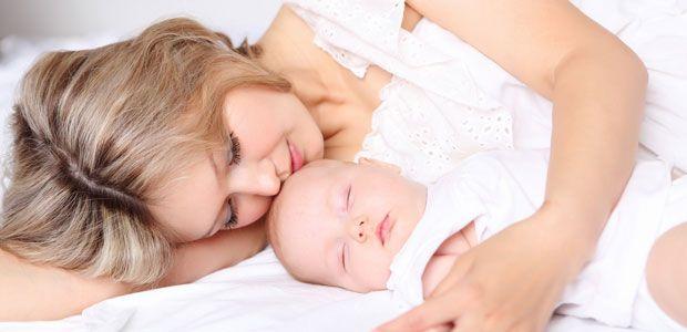 Se for o seu primeiro filho vão surgir muitas questões, quando vai conseguir voltar ao peso de antes de engravidar, quando vai parar a hemorragia do parto, porque está tão cansada, entre outras.