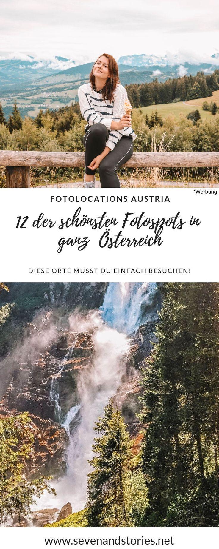 20 der schönsten Orte und Fotospots in Österreich – Fotowettbewerb ...