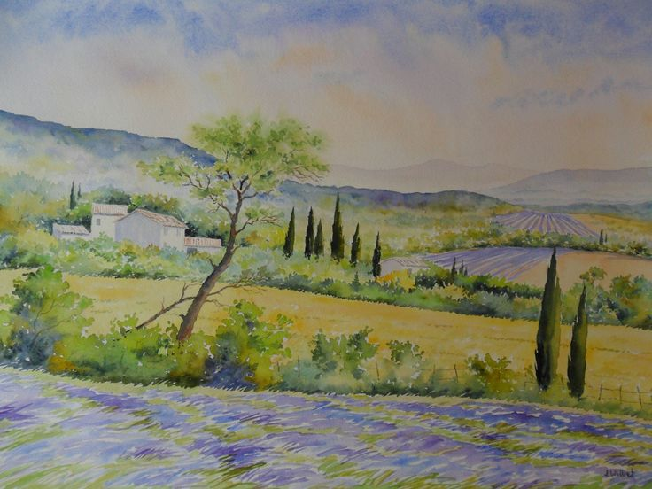 Très Les 220 meilleures images du tableau Peinture aquarelle sur  GR89