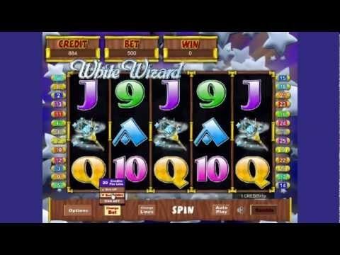 White Wizard Slots Video Tutorial - play free no deposit bingo slots at Robin Hood Bingo and win big today! http://www.robinhoodbingo.com/skin/bingo-side-games/bingo-slots.php