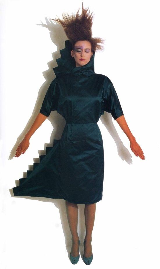 Cinzia Ruggeri, Levi Strauss dress 1983-84