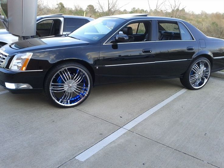 cadillac dts custom wheels | RYANGTHABOSS's CadillacDTS ...