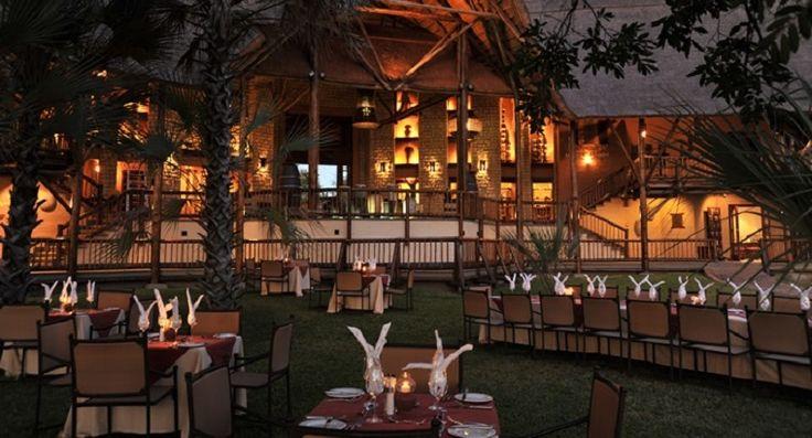 David Livingstone Lodge #livingstone #livingstonelodge #luxury