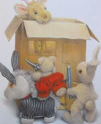 old bear and friends jane hissey - Google Search