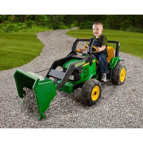 Power Wheels Ride On Tractor : Best john deere power wheels ideas on pinterest