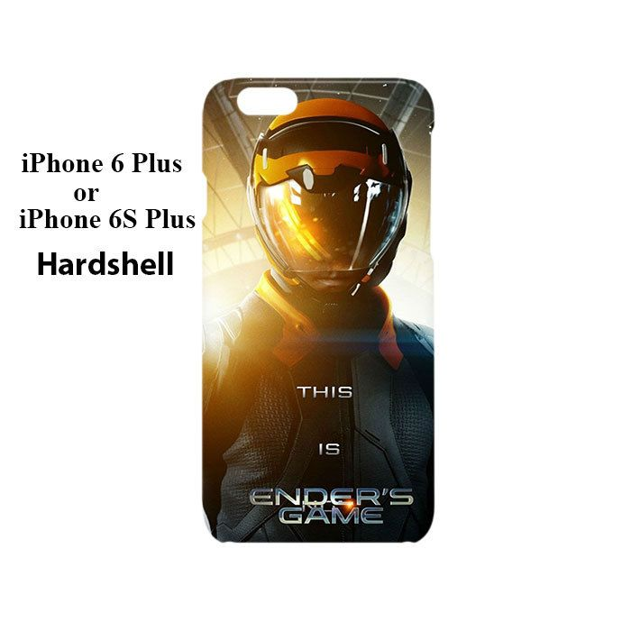 Enders Game Movie iPhone 6/6s Plus Case Hardshell