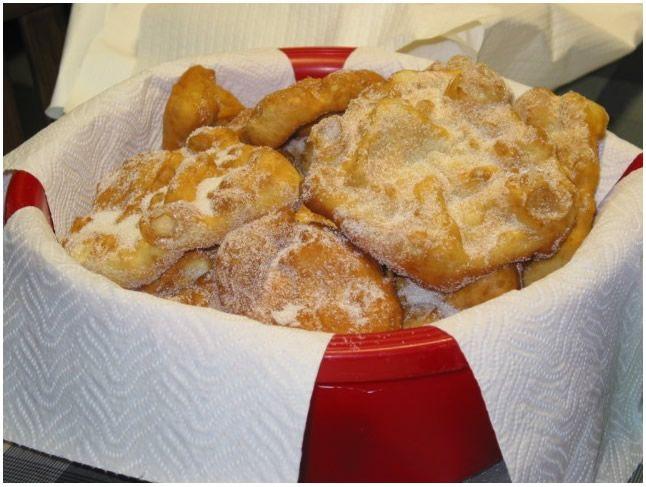 Avec l'approche de Noël, s'il y a chose qui ne manque pas dans la table des portugaises sont les Filhóses.