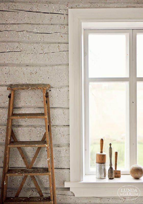 L U N D A G Å R D | inredning, familjeliv, byggnadsvård, lantliv, vintage, färg & form: Färg/måla