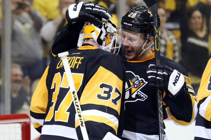 NHL playoff scores 2016: Zatkoff the unlikely Penguins hero,...: NHL playoff scores 2016: Zatkoff… #penguins #Penguins #PittsburghPenguins