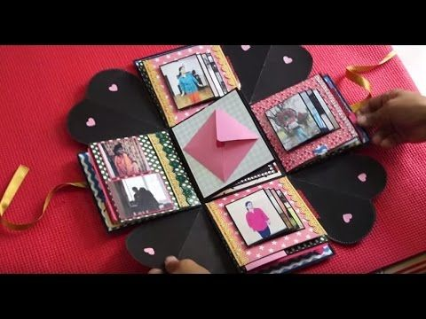 Hey friends Today I am sharing my new explosion box card. Have a look & 25+ unique Exploding box card ideas on Pinterest | DIY crafts ... Aboutintivar.Com