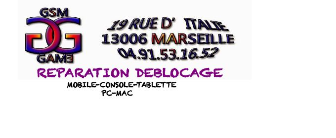 19 Rue d'Italie 13006 Marseille 04.91.53.16.52 http://www.reparation-iphone-ipad-ipod-marseille.com/fr/