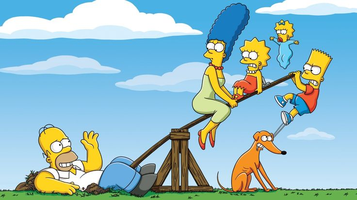 Simpsons Names - wallpaper.