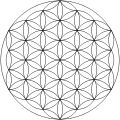 Overlapping circles grid - Wikipedia, the free encyclopedia