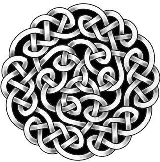 simbolo, celta, wicca, druida: Tattoo Ideas, Irish Symbols, Celtic Symbols, Celtic Knotwork, Celtic Design, Crosses Stitches, Celtic Tattoo, Celticknot, Celtic Knot Tattoo