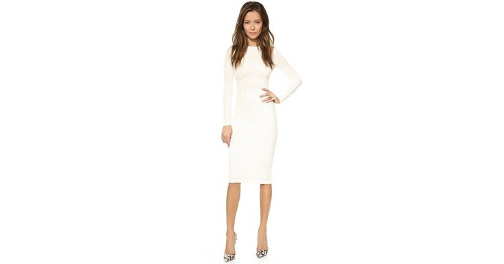 White Wedding Guest Dresses | POPSUGAR Fashion