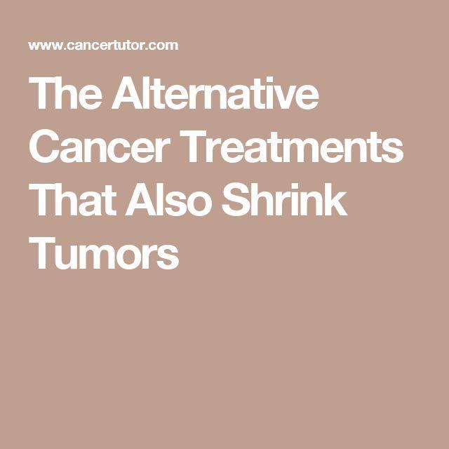 Best 25+ Alternative cancer treatments ideas on Pinterest Who