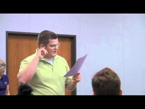Camp Counselor Training 2012 - Part 3
