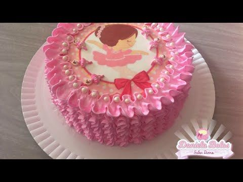 Live No Grupo Do Face Bolo Bailarina C Papel Arroz Especial E Jady Confeitos Youtube Tartas Bonitas Tartas Pastel Niña