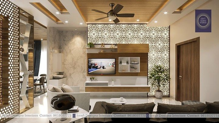 We Have Designed A 3bhk Flat For Mr Praveen Srikanth Kukatpally Have A Look At Our Attract House Ceiling Design Ceiling Design Modern Ceiling Design Bedroom Double bedroom flats in kukatpally