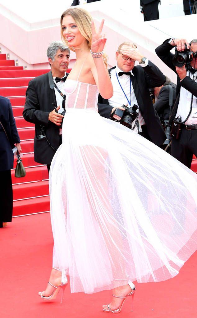 Lily Donaldson: cannes-film-festival-2017-star-sightings