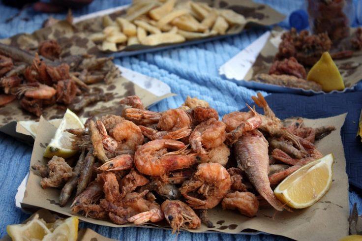 livorno pesce fritto misto
