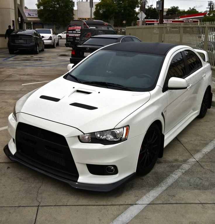 **The Official Wicked White Thread** - Page 43 - EvoXForums.com - Mitsubishi Lancer Evolution X Forums