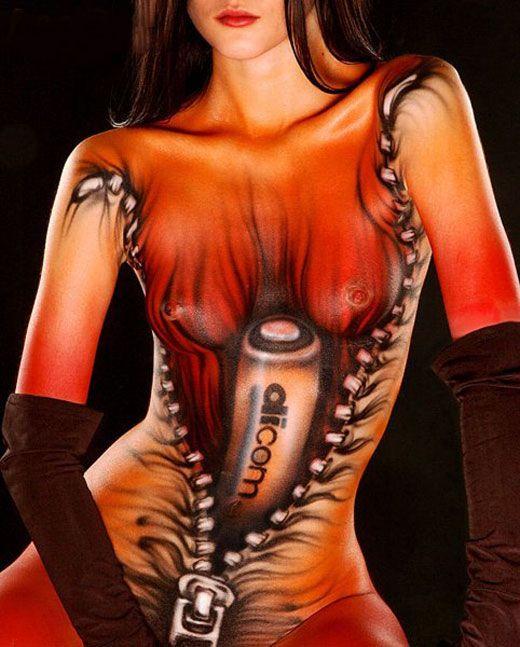 Naked cowgirl body art, skinney black girls squirting