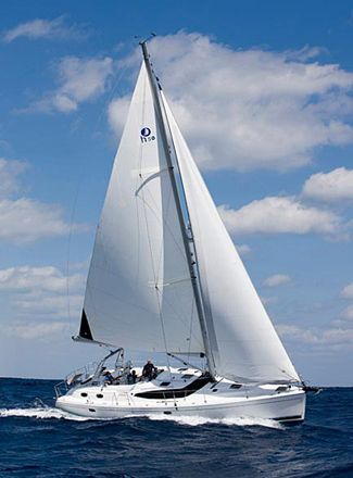 hunter sailboats - Google Search